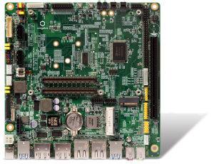 Tarjeta CPU escalable mini-ITX de alta gama