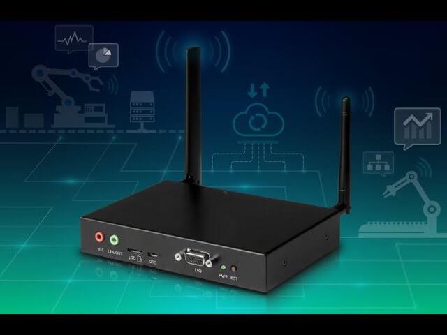 Gateway personalizable para M2M e IoT
