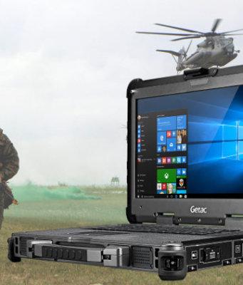 Ordenador rugerizado para aplicaciones militares