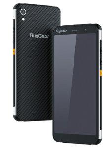 Smartphone rugerizado con pantalla 18:9