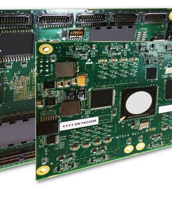 Tarjeta switch Ethernet gestionado de uso militar