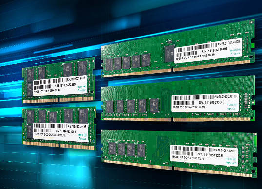 Nueva generación de módulos de memoria DDR4-2666