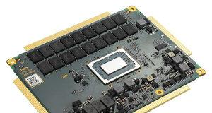 Módulo COM Express con AMD V1000