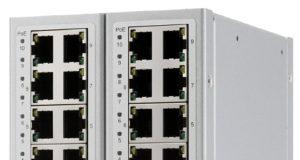 Switches Ethernet de diez puertos