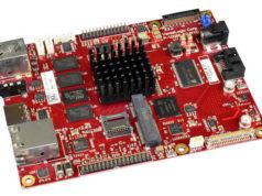 Tarjetas CPU basadas en ARM