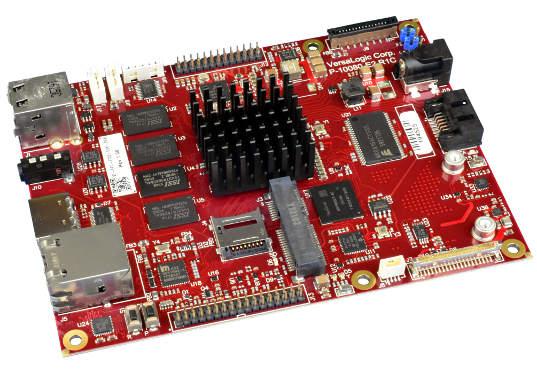 Tarjetas CPU basadas en procesadores ARM