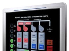 Paneles PC industriales rugerizados