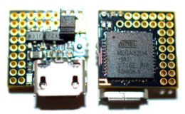 Microplaca compatible con Arduino