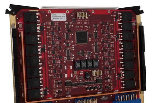 Controlador de potencia en estado sólido