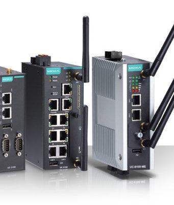 Gateways IIoT Linux para LTE