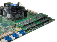 Módulos XR-DIMM resistentes a golpes y vibraciones