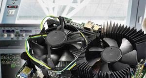 SBC Micro-STX para gráficos intensivos
