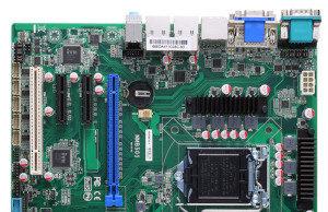 Placa madre Micro ATX para aplicaciones industriales