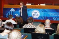 Conferencia QA&TEST 2018