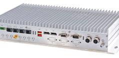 Box PC rugerizado para aplicaciones de transporte