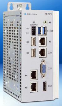 Ordenador compacto para Industry 4.0
