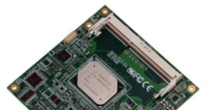 Módulo COM Express para entornos exigentes