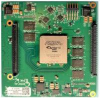 Placa SoC para procesamiento de imagen