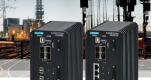 Switches Ethernet compactos y rugerizados