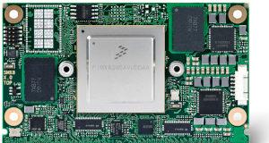 Ordenador en módulo de arquitectura ARM