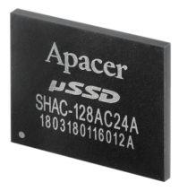 Memorias μSSD 3D NAND industriales