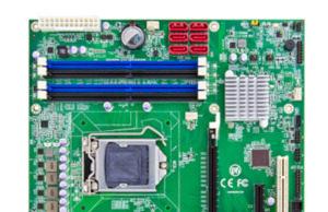 Placa madre industrial micro-ATX
