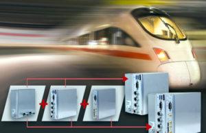 Módulos para carril DIN con diseño compacto y robusto