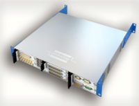 Chasis modular para aplicaciones de test y verificación