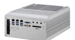 Box PC con seis puertos PoE GbE