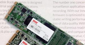 Memorias SSD NVMe PCIe para el sector industrial