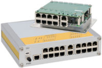 Switches Gigabit gestionados robustos