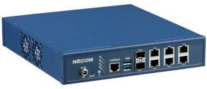 Appliance de seguridad y virtualización de red