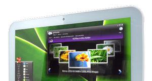 PCs táctiles en formato panel