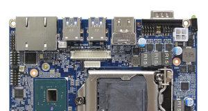Tarjetas CPU con procesadores de octava generación