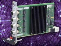 Tarjeta Gigabit Ethernet en formato CompactPCI