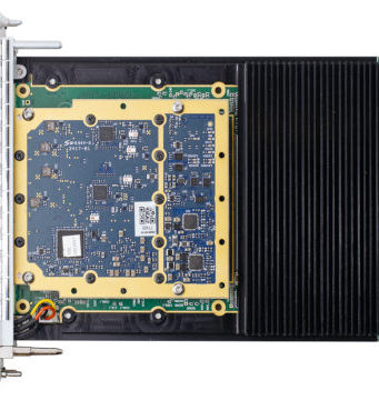 Ensamblaje OpenVPX para tarjetas FPGA