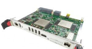 Placa FPGA dual para procesamiento de señales