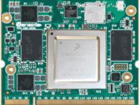 SoM basado en i.MX 8X para aplicaciones de alta fiabilidad