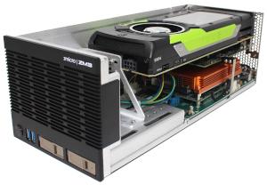 Ordenador de misión basado en GPU