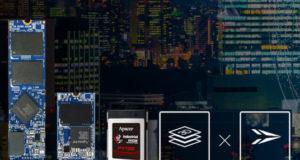 Tarjeta de memoria CFexpress SSD