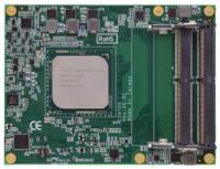 Módulo COM Express tipo 7 industrial