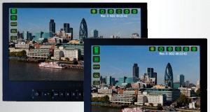 Pantallas táctiles LCD rugerizadas