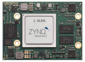 Módulo MPSoC con ancho de banda de 30 GB/s