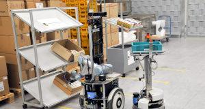 Tecnología para Robots Inteligentes