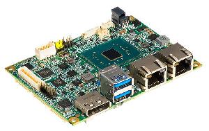 SBC pico-ITX para soluciones IIoT