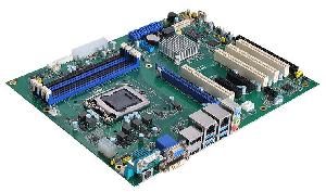 Placa madre ATX industrial con conectividad optimizada