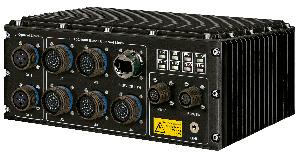 Switch con certificación militar de alta disponibilidad