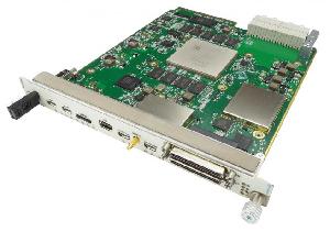 Módulo RFSoC con memoria incorporada