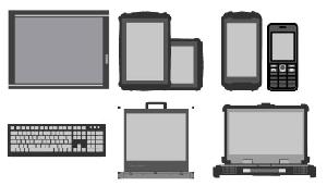 Gama de ordenadores industriales