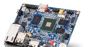 Tarjeta CPU para Windows 10 IoT Core